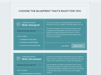 Career Blueprints