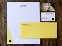 Music Publishing Print Collateral