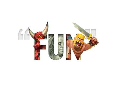 """Fun"" Illustration games illustration"