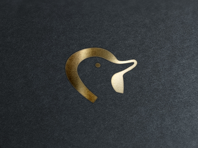 Duck + Horseshoe Logo