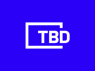 TBD Partnership - Home Developer Logo construction home development branding logo brand identity