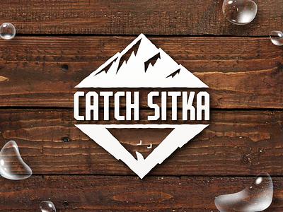 Catch Sitka - Social Media social media branding logo brand identity