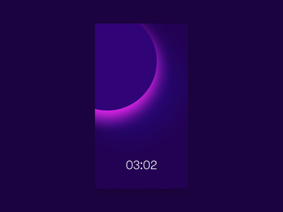 Clock materialdesign mobile timer uiux ux design material clock app flutter clock app ui