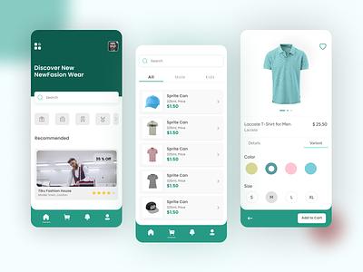 Online Shopping App uiuxdesign clean design fresh design mobile app ui mobile app design mobile ui shopping shopping app ui online shopping app shopping app