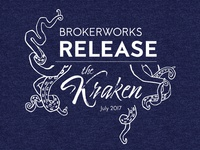 BrokerWorks Release Tshirt
