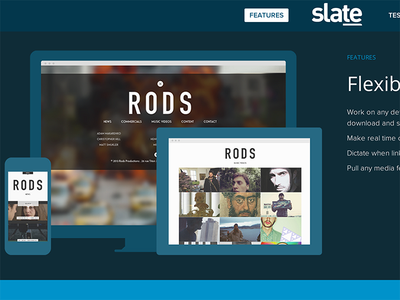 Slate Features
