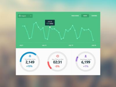 Slate UI Dashboard