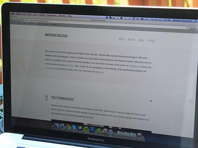 Home wordpress web design html css javascript php blog