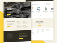 Restaurant Supply — Homepage