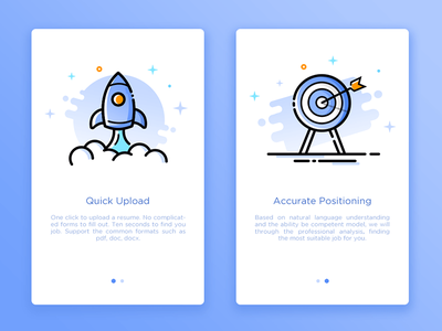 Guide Page target rocket mobile ui page guide