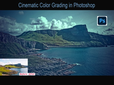 Cinematic Color Grading In Photoshop. image editing in photoshop image editing in photoshop images photo edit photo editor photographer photo editing services photography photo photo editing color grading photoshop editiig photoshop editiig photoshop image manipulation image editing graphic art graphic design design