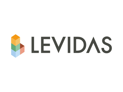 3D/2D Cube Style Logo platform investment logo multicolour flat lego 3d cube