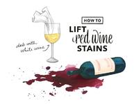 Thumbtack Blog - Wine Stains