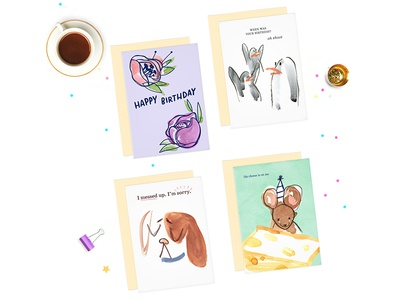 Mona Paper | Greeting Cards