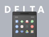 Delta Icons