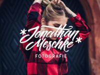 Jonathan Meschke Logo Lettering