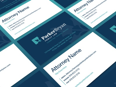 Law Business Cards
