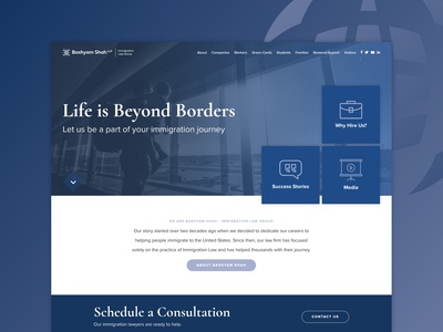 Law Homepage