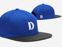 D Concept 1 Snapback Cap