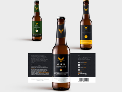 Jastrzębie Brewery    Branding + Web Design (UX/UI) ux design website web dev web design visual identity logo design logo ux user experience ui corporate identity branding