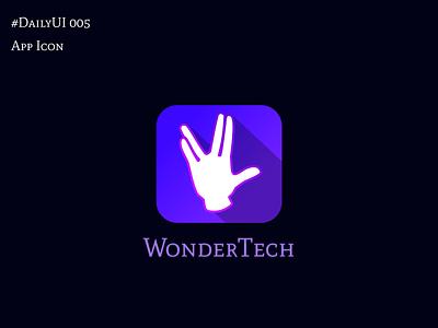 App Icon DailyUI 005 icon design design inkscape icon uxui ux app dailyui 005 dailyuichallenge dailyui