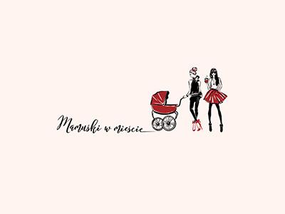 Mamuski W Miescie baby mother mum