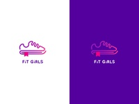 Fit Girls Logo Concept 1
