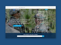 RallyPoint Home Page