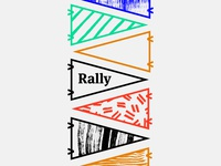 Rally Pennants