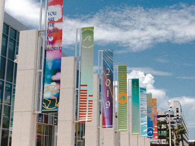 Gauntlet Banners