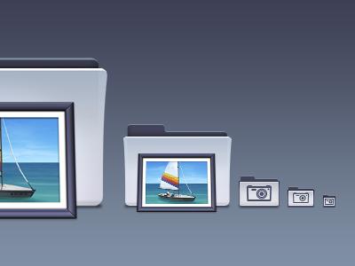 Zeu - Sizes icon set aqua teaser mobileme 256 128 48 32 16