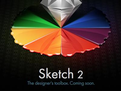Sketch 2 app design icons ui web mac teaser