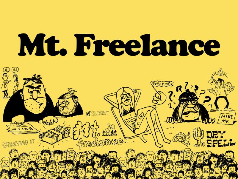 Mt. Freelance masterclass freelance education
