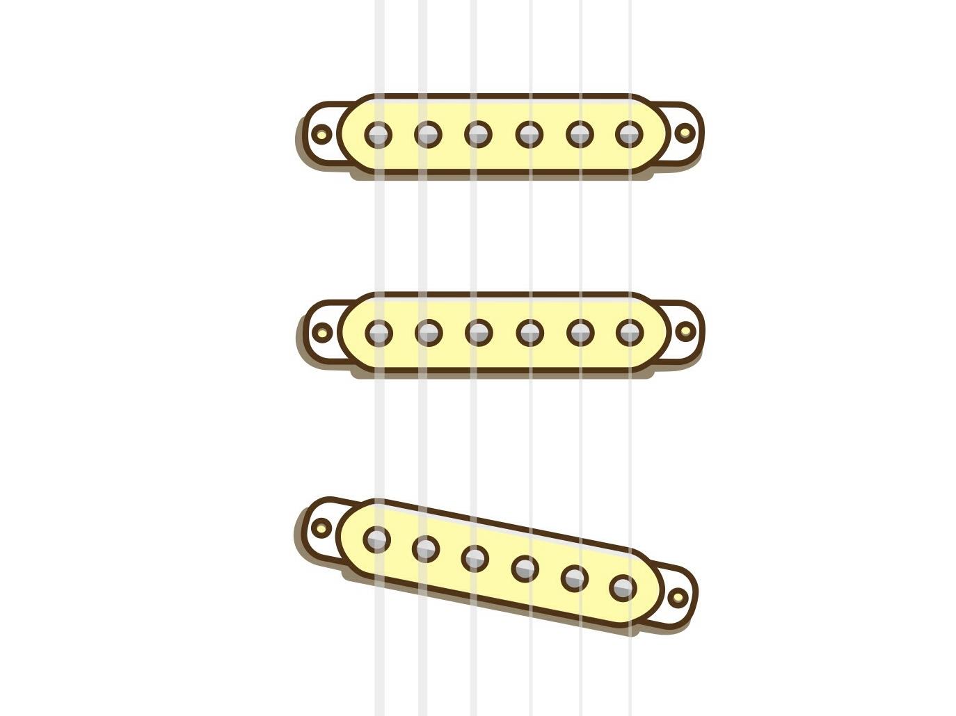 Fender Stratocaster vintage retro play band musician brand usa music rock sound audio humbucking electric guitar guitarist guitar pickup stratocaster fender 2d illustration