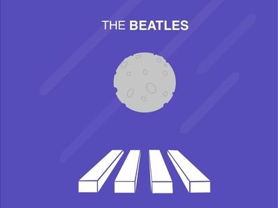 The Beatles illustration