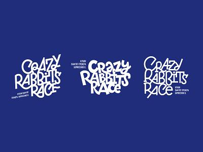 CRR branding design vector typography hand lettering logo