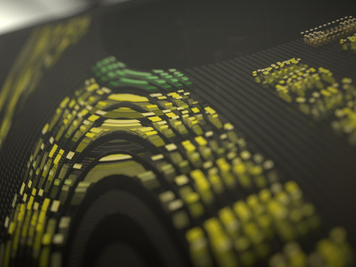 Style Frame gaming atari video game space invaders animation illustration octane after effects c4d motion design cinema 4d render motion graphics 3d art direction