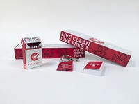Clean Lung Campaign Packaging