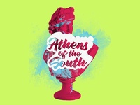 Athens of the South Branding