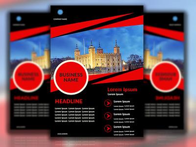 flyer design photoshop