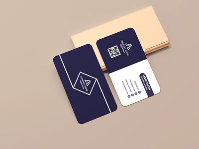 Business Card design creative design mp logo illustration design business card design graphic design photoshop
