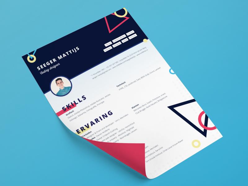 Resume clean resume