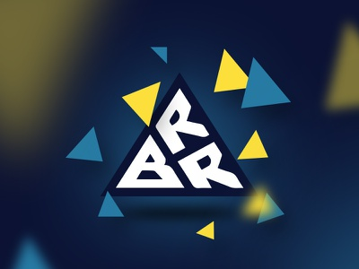 BRR identity mark logo