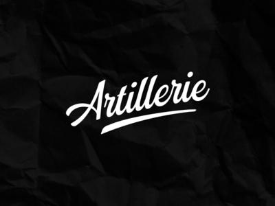 Artillerie script