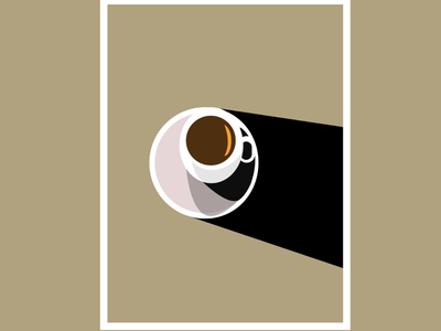 A coffee illustration