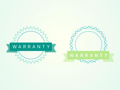 Warranty Badges sketch sfdisplay sf banner burst warranty badge wip