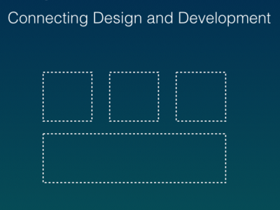 Keynote Title Slide: Component Libraries frontend building patterns ui libraries design system components