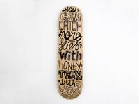 Honey board