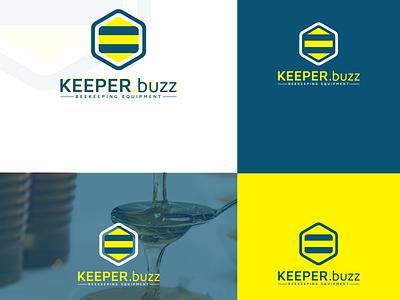 bee illustrator graphic design flat minimal web vector branding logo illustration design
