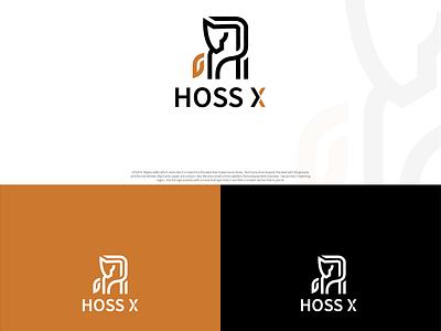 HOSS X logo
